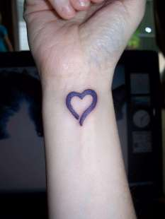Amazing-love-wrist-tattoo